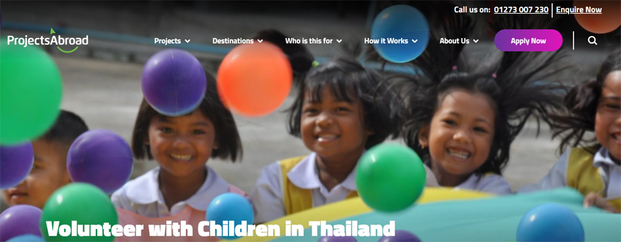 child project thialand