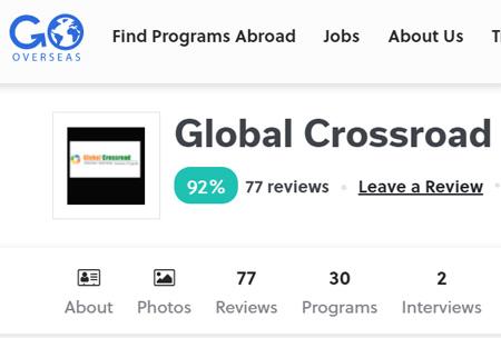 global crossroad review