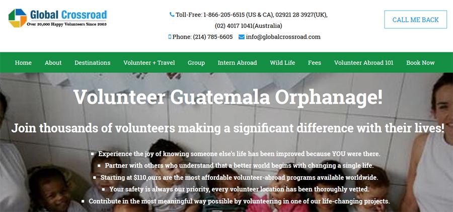 work in guatemala childcare centre