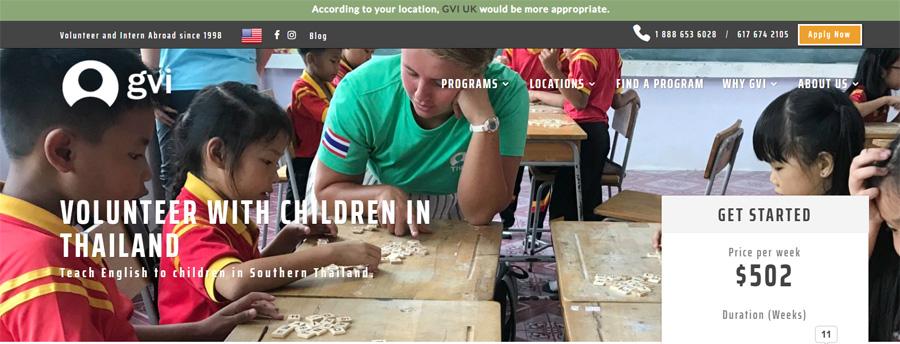 gvi children project