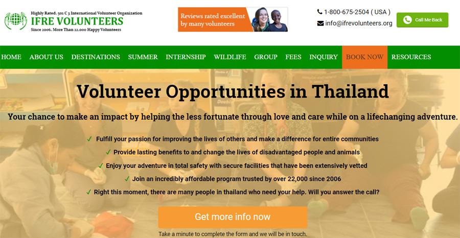 ifre-thailand-children development project