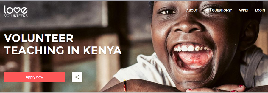 child development project kenya