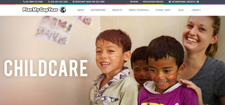 plan-mygapyear childcare project