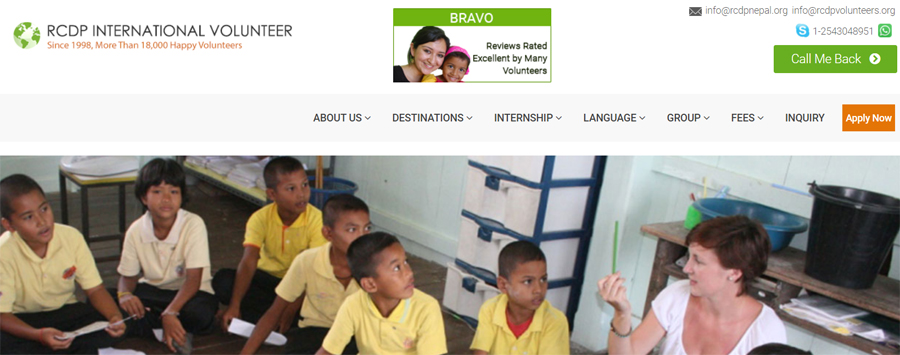 teaching in bali school
