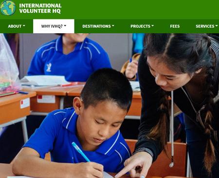 volunteerhq childcare program