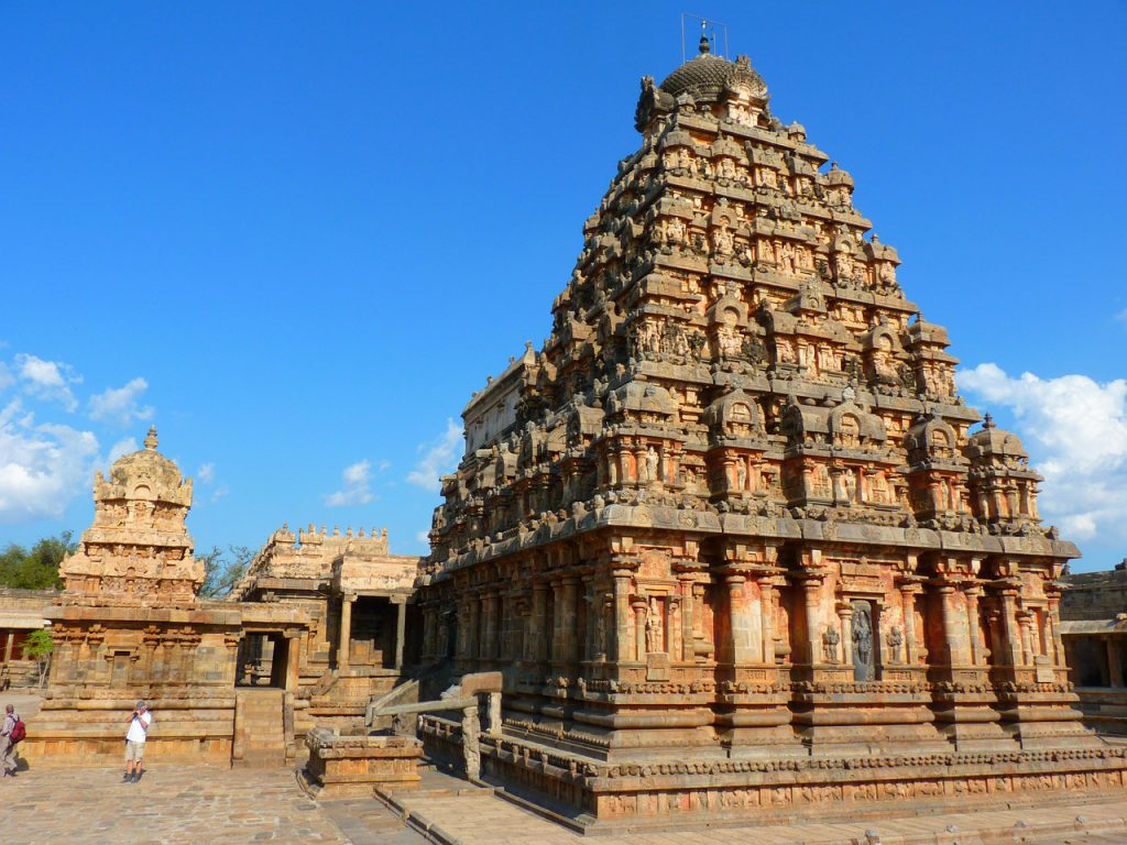 chola temple world heritage sites in india