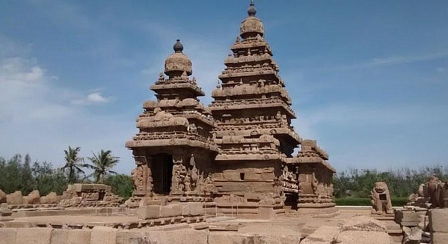 group of monuments mahabalipuram tamil nadu