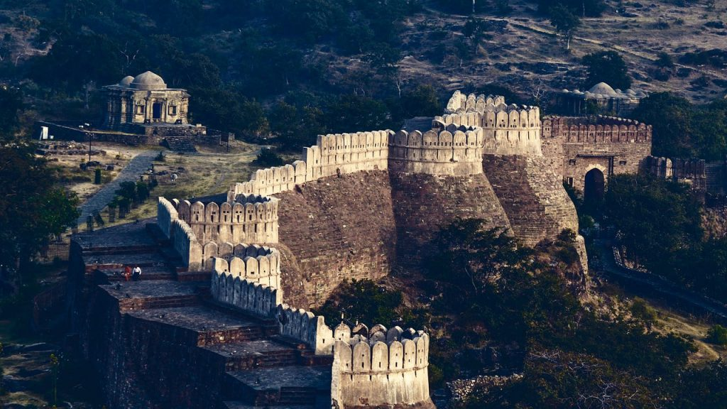 hilll forts of rajasthan world heritage sites in india