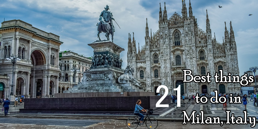 best things to do in milan