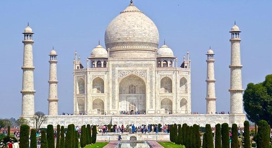 taj mahal mughal architecture