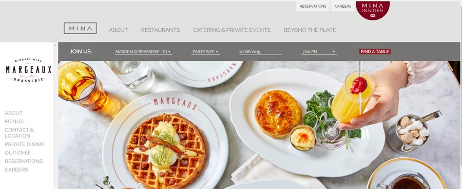 Margeaux Brasserie Restaurant