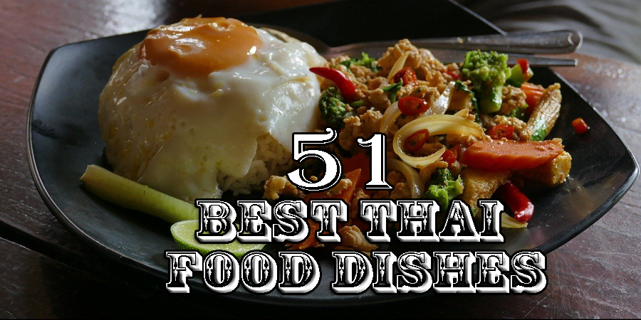 tradtional thai food