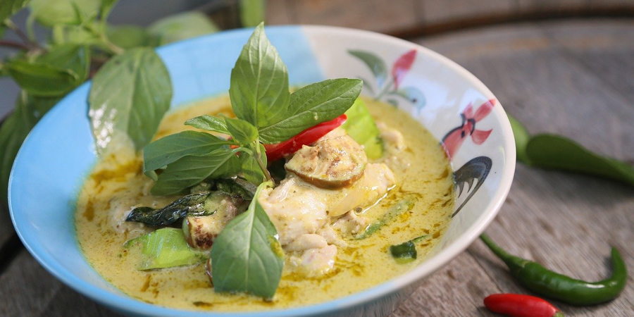 Special thai food